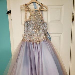 Kids Pageant or fancy gown / dress